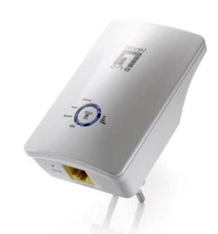 LevelOne WRE 6001C   Wireless Range Extender für 17,99€