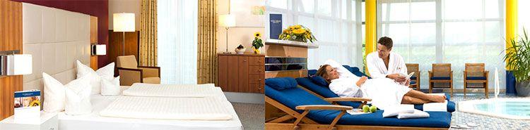 2 ÜN im Sauerland im TOP 4,5* Hotel + Frühstück, Dinner & Wellness ab 109€ p.P.