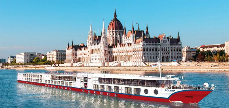 7 Nächte Donau Kreuzfahrt von Passau nach Budapest inkl. Vollpension & Getränken für 499€ p.P.