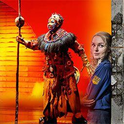 Musicalreisen mit ÜN & Frühstück ab 77€    z.B. Aladdin, König der Löwen, Tarzan uvm.