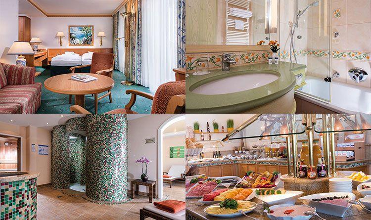 2 ÜN auf Rügen inkl. Frühstück & Wellness auf 1000m² ab 79€ p.P.