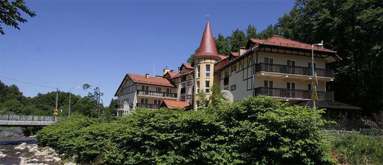 1 ÜN oder mehr im Riesengebirge inkl. HP, Wellness & Fahrradverleih ab 57,76€ je DZ