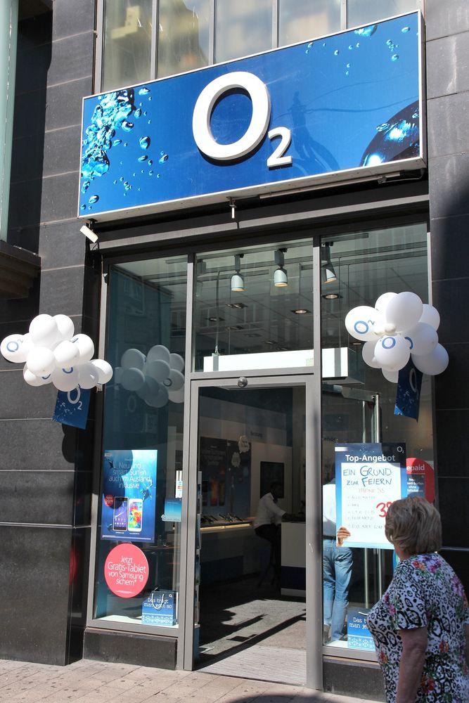 o2 Shop Das beste Handynetz Deutschlands