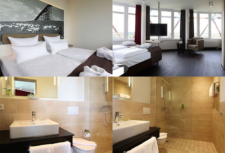 1 2  ÜN im 4*S Hotel in Winterberg inkl. Halbpension & Wellness ab 62,55€ p.P.