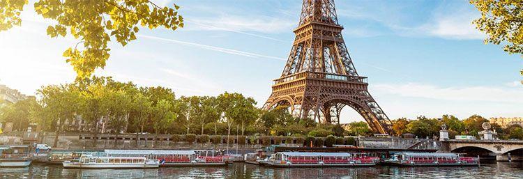 1  3 ÜN in Paris inkl. Frühstück ab 31€ p.P.