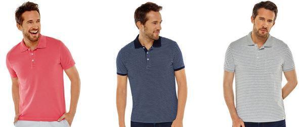 polo Shirt Schiesser 3er Pack Schiesser Herren kurzarm Poloshirt für nur 50,73€ (statt 66€)