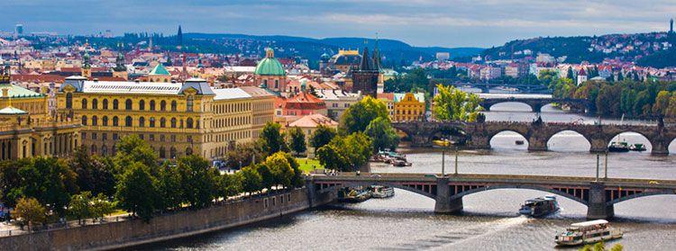 prag2 teaser 2 ÜN in Prag inkl. Frühstück, Abendessen, Fitness & Wellness ab 74€ p.P.