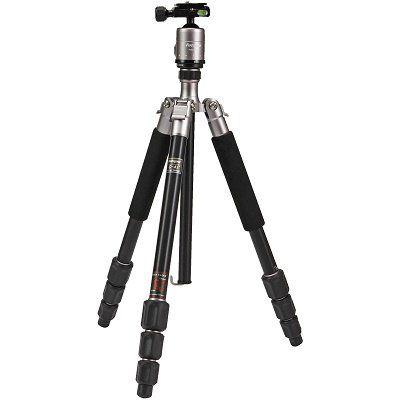 Rollei C4i + FPH 53P Kamerastativ inkl. Kugelkopf und Tasche für nur 59€ (statt 83€)