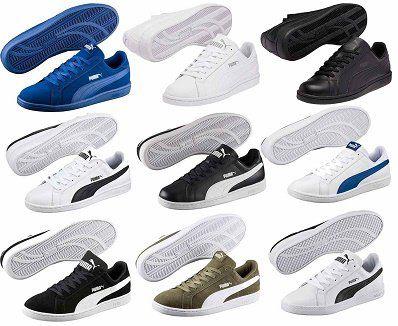 Puma Smash Sneaker   Damen und Herren ab 25,49€