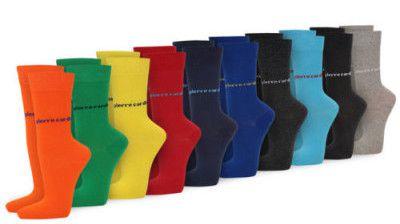 12 Paar bunte Pierre Cardin Socken für 14,99€ (statt 20€)