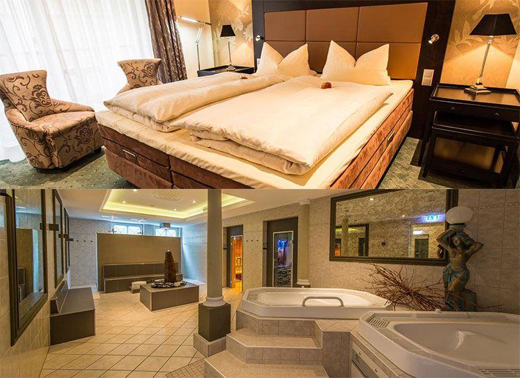 schlosshotel petry 2 ÜN an der Mosel im Schloßhotel inkl. Halbpension & Wellness (Kind bis 9 kostenlos) ab 129€ p.P.