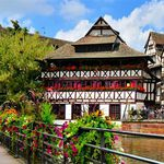 2   3 ÜN im Elsass inkl. Frühstück & Bootstour durch Straßburg ab 59€ pro Person