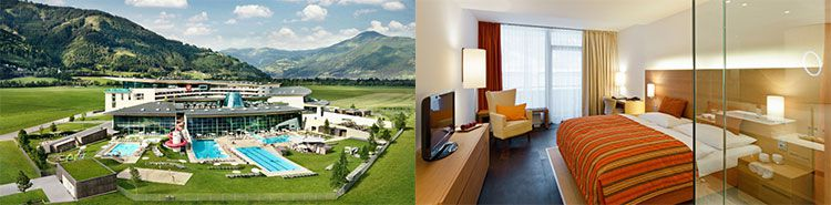 2 ÜN im 4,5* Hotel in Kaprun inkl. HP, Fitness, Wellness (Therme, Sauna, Pools) ab 239€ p.P.