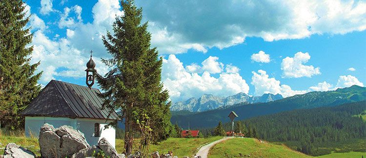 3 Tage in den Chiemgauer Alpen inkl. Halbpension & Wellness ab 149€