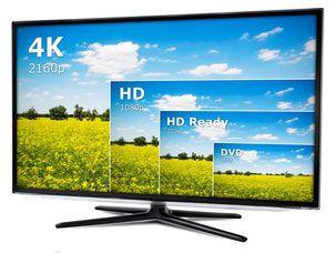 vergleich 4k hd hdready 4K Monitor im Vergleich
