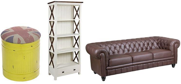 Vintage Selection    günstige Möbel im Retro und Imperial Stil