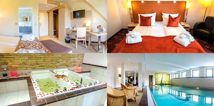 2 ÜN im 4* Hotel Walpurgishof im Harz inkl. Halbpension & Wellness ab 99€ p.P.