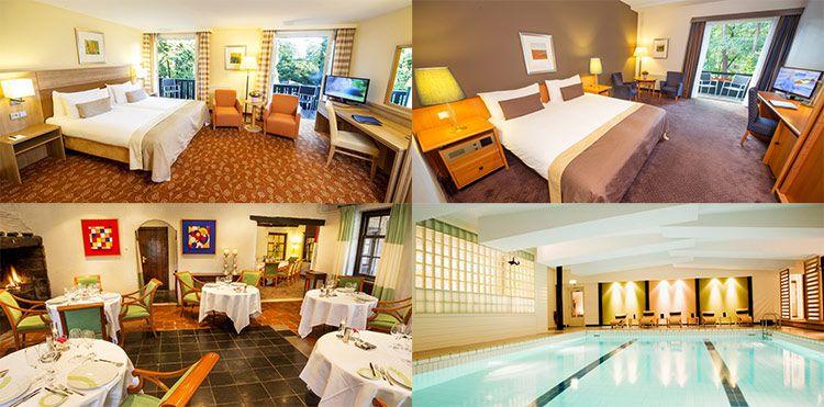 zimmer Zwitserland 3 Tage in den Niederlanden im 4* Hotel inkl. Frühstück, Wellness & 3 Gang Dinner für 119€ p.P.