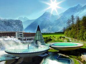 ÜN im 4*S Hotel & Thermenresort AQUA DOME im Ötztal ab 162€ p.P.