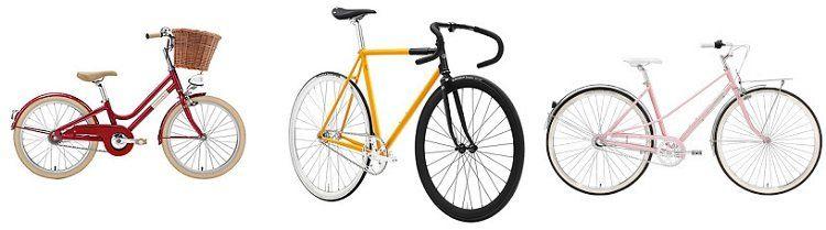 Creme Cycles Fahrrad Sale bei vente privee   z.B. 28″ Glider Solo für 494,90€ (statt 579€)