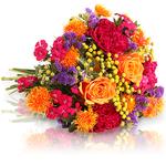 """Blumenstrauß """"Indian Summer"""" für 20€"""