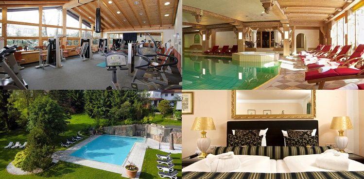 2 ÜN im 4* Hotel inkl. Frühstück, 4 Gänge Dinner & Wellness in Oberstaufen ab 139€ p. P.