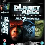 Planet der Affen: Evolution Collection für 17,39€ (statt 34€)