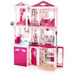 Schnell! Barbie 3-stöckige Traumvilla für 99,98€ (statt 200€)