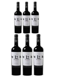 Alceño   Rotwein Region Jumilla mit 90PP in der 6er Box ab 39,89€