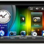 Junsun 3660 Win CE Net 6.0 – 6,95 Zoll GPS Autoradio für 106€