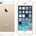 Apple iPhone 5S 32GB Gold für 296,65€ (statt 376€)