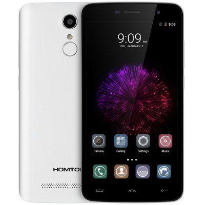 Homtom HT17   5,5 Zoll Smartphone mit Android 6 für 60€ (statt 73€)