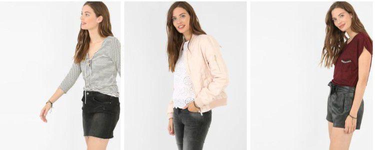 Rabattaktionen bei Pimkie   20% Rabatt beim Kauf von 3 Artikeln / 50% auf das zweite Teil bei Jeans & Blusen