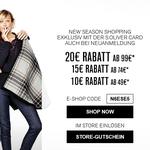 Rabattaktion bei s.Oliver – New Season Shopping: bis zu 20€ Rabatt