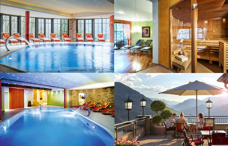24 2 ÜN im 4* Sternehotel inkl. Verwöhnpension, Wellness & Massage ab 129€ p.P.