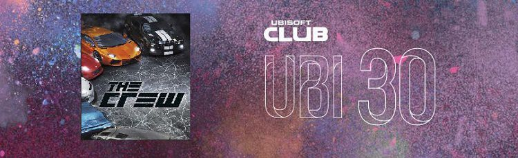 25 The Crew im Ubisoft Club gratis