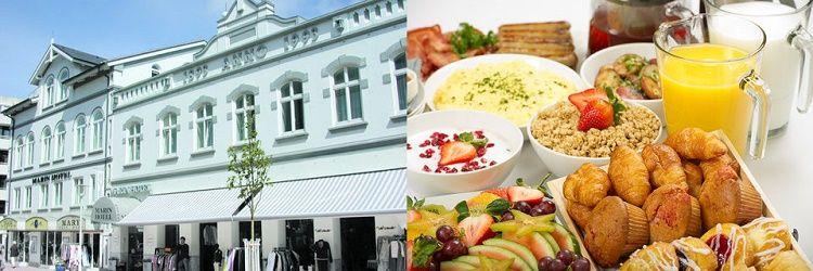 31 2 ÜN auf Sylt im guten 3* Hotel inkl. Frühstück, WLAN und Welcome Drink ab 99€ p.P.