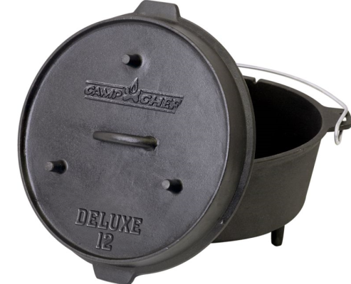 Camp Chef Deluxe Dutch Oven DO 10 14 ab 47€