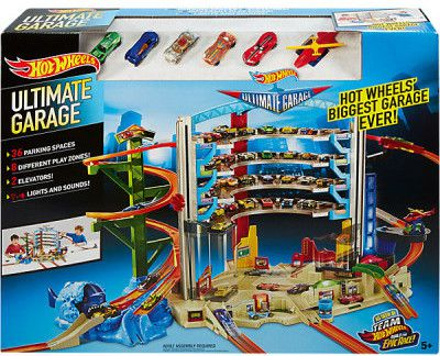 4097196 01 e1480247607148 Hot Wheels   Megacity Parkgarage für 78,94€   20% Rabatt auf Hot Wheels, Fisher Price, Barbie, etc.