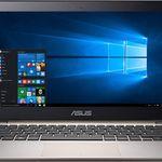 Asus Zenbook UX303UA-R4031T – 13,3 Zoll mit Windows 10 & 256 GB SSD für 867€