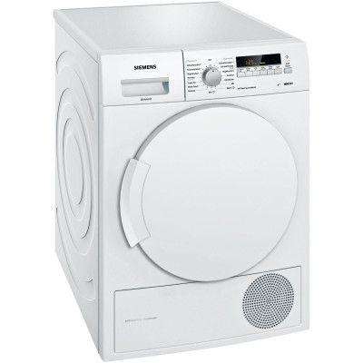 SIEMENS WT43W2B1 Kondensationstrockner (EEK: A++) für 479€ (statt 549€)