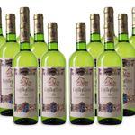 12 Flaschen Castillo Alfonso XIII Sauvignon Blanc für 35€