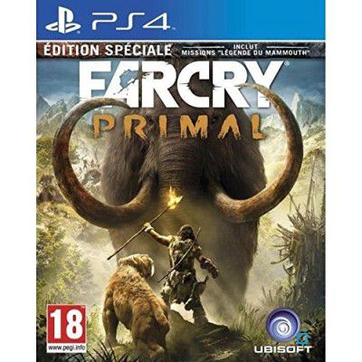 Far Cry Primal Special Edition (PS4) für 19,99€
