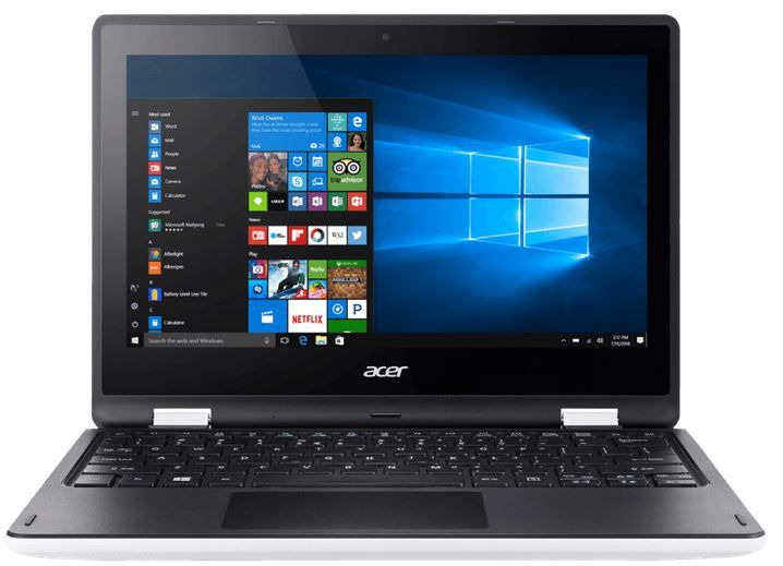 ACER Aspire R 11 11.6 Zoll Touch Netbook ACER Aspire R 11   11.6 Zoll Touch Netbook für 349€