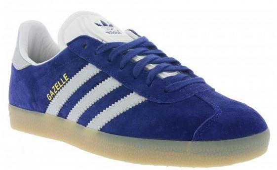Adidas gazelle adidas Originals Gazelle   blauer Damen Sneaker für nur 49,46€