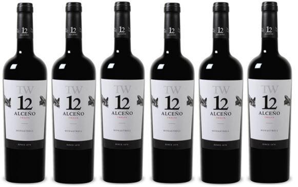 Alceño 12 Meses Alceño   Rotwein Region Jumilla mit 90PP in der 6er Box ab 39,89€