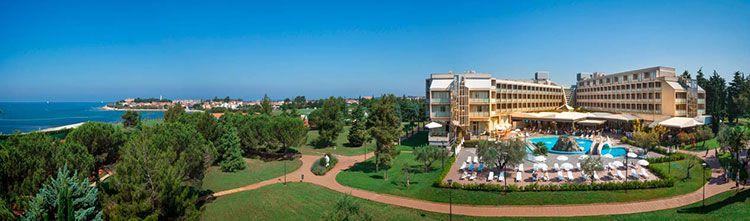 2 ÜN in Istrien inkl. HP+ & Wellness (Kind bis 6 kostenlos) ab 74€ p.P.