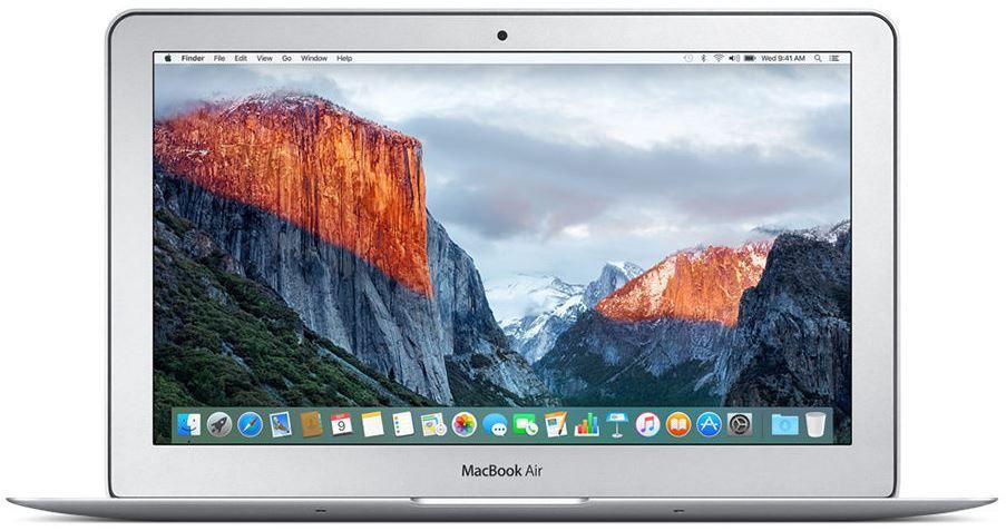 MacBook Air 11 mit i5 (1,6 GHz), 256 GB SSD, 4 GB RAM für nur 799,90€