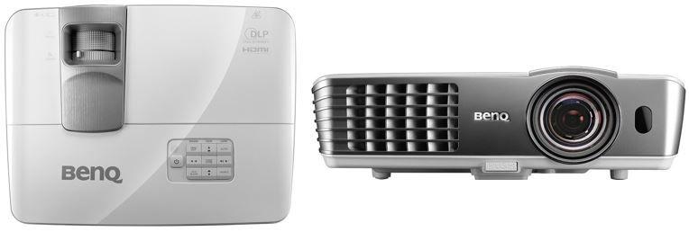 BenQ W1080ST+ BenQ W1080ST+ 3D Kurzdistanz Heimkino DLP Projektor für 799€