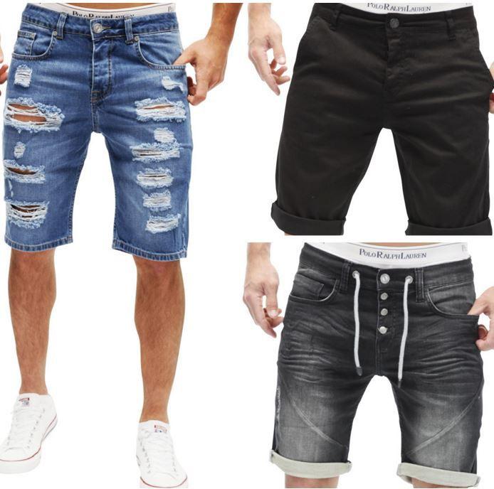 Bermuda Shorts Wow Merish Herren Bermuda Shorts div. Modelle für je 12,90€